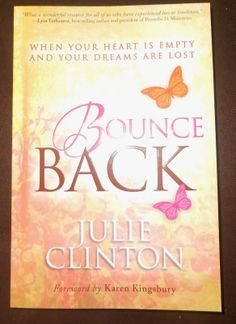Check it Out! with Dawn  Bounce Back by Julie Clinton