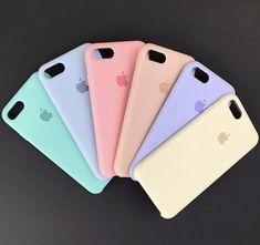 Funda de silicona - Morado – Case in a Box - iPhone Cute Iphone 7 Cases, Girly Phone Cases, Phone Cases Iphone6, Silicone Iphone Cases, Diy Phone Case, Iphone Case Covers, Iphone 7 Tumblr, Tumblr Phone Case, Funda Iphone 6s