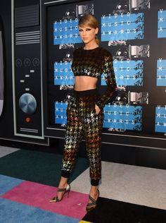 Pin for Later: Taylor Swift S'est Éclaté aux MTV VMAs