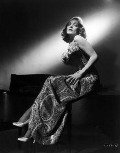 Print Marlene Dietrich A Foreign Affair 1948 Marlene Dietrich, Lili Marlene, Divas, Judy Lewis, Lilli Palmer, Gloria Dehaven, Bessie Love, John Garfield, Joan Leslie