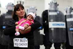 Abortion protests lead to 31 arrests at Virginia Capital    I hope that beautiful baby remains safe in the presence of riot armed US police in 2012    by RVANews staff    March 3, 2012