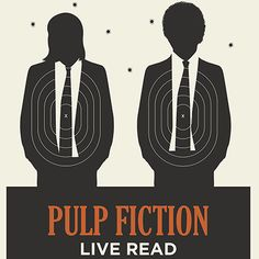 PULP FICTION - With a cast you might not expect.