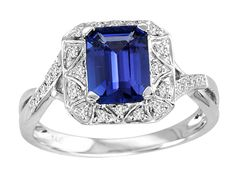 celebrate your engagement with something blue tanzanite engagementring luxurywedding diamonds weddingbands. Tanzanite Engagement Ring, Tanzanite Ring, Engagement Rings, Something Blue, Diamonds, Unique, Jewelry, Women, Enagement Rings