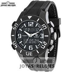 ⬆️😍✅ Marea 35206-1 😍⬆️✅ Fantástico Modelo perteneciente a la Colección de RELOJES MAREA ➡️ PRECIO 39.9 € En exclusiva en 😍 https://www.joyasyrelojesonline.es/producto/marea-35206-1-reloj-de-hombres/ 😍 ¡¡Edición limitada!! #Relojes #RelojesMarea Compralo en https://www.joyasyrelojesonline.es/producto/marea-35206-1-reloj-de-hombres/
