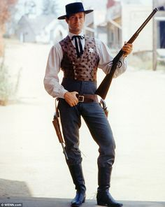 Trailblazer: The Life And Legend of Wyatt Earp star died at the age of 91...