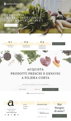 Apparecchiato - Creative Minimal Web Design