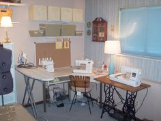 Ideas For Embroidery Machine Table Sewing Rooms Ironing Boards