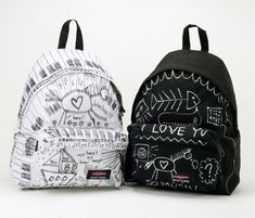 Eastpak Artist Studio – Designers Against AIDS Backpacks