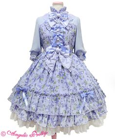 Dramatic Rose One Piece Angelic Pretty 2014