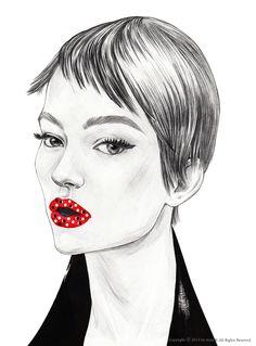 mina k illustration / minak.kr / minakim8288@gmail.com