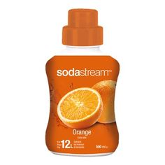 Soda - Orange 500 ml