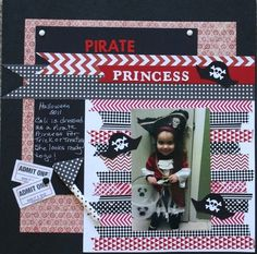 Pirate Princess by shoorn