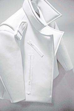 white neoprene