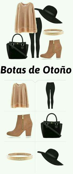 Las #BotasParaOtoño que debes tener en tu armario.