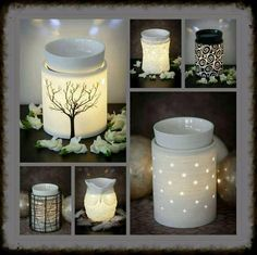 scentsy warmers glow used for night light. Get one today! Jessfalcon.scentsy.us