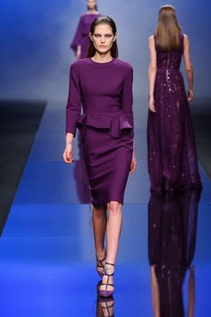Elie Saab at Paris Fashion Week Fall 2013 - StyleBistro