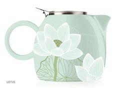 PUGG Teapot & Infuser--Love this teapot