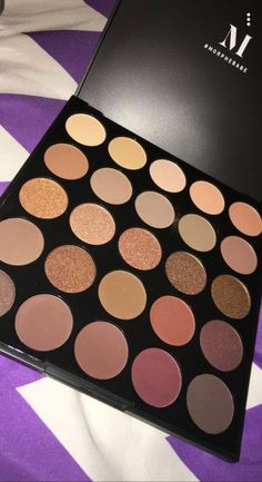 Trendy Makeup Brushes Uses To Get 62 IdeasYou can find Makeup palette and more on our website.Trendy Makeup Brushes Uses To Get 62 Ideas Makeup Brush Uses, Makeup Kit, Skin Makeup, Makeup Inspo, Beauty Makeup, Makeup Ideas, Makeup Geek, Maquillage Yeux Cut Crease, Make Up Marken