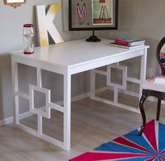 about Desk on Pinterest | Desk ideas, Computer desks and Gray desk