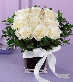 Seeking for a lovely flower bouquet for her at fair prices? We are a one stop destination for purchasing flowers for every occasion. To buy from Online flower shop dubai, visit our site today. Online Flower Shop, Flowers Online, White Roses, White Flowers, Send Flowers, Flower Shop Dubai, Beautiful Rose Flowers, Fresh Flower Delivery, Rose Bouquet