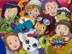 Digimon season 2