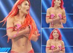 WWE-এর আসরে Eva Marie ড্রেস খুলে ফেলা হলো(ভিডিও) | Aponar Sastho Kotha