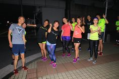 Nike+ Run Club LOCAL RUN 2016/06/21 20:04- [35]