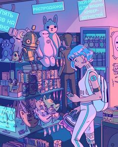 Shared by タニシャ. Find images and videos about pretty, art and aesthetic on We Heart It - the app to get lost in what you love. Art aesthetic Image about pretty in Anime ~>_ Arte Do Kawaii, Art Kawaii, Cartoon Kunst, Cartoon Art, Girl Cartoon, Animes Wallpapers, Cute Wallpapers, Aesthetic Anime, Aesthetic Art