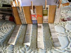 MANUALIDADES Y MAS COSAS: manualidades con papel