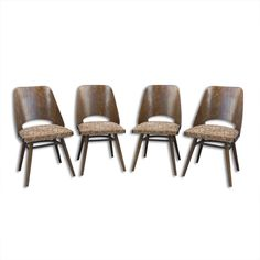 Set of 4 Ton Czechoslovakia dinner chairs, Dinner Chairs, 1960s, Dining, Vintage, Home Decor, Dining Chairs, Food, Decoration Home, Room Decor