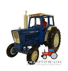 Britains 9524 Ford 6600 Traktor 1/32