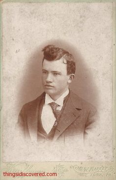 Did someone say old photos? I have a few and may post some others. This picture appears to be from around 1900, but I think I saw this hairstyle just the other day.....