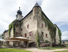 Fortification, Mansions, House Styles, Decor, Places, Decoration, Manor Houses, Villas, Mansion