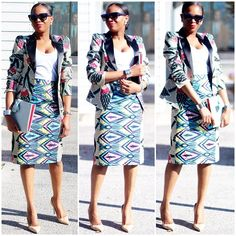 Clothing ideas on latest african fashion look 741 African Fashion Designers, African Print Fashion, Africa Fashion, Fashion Prints, African Prints, African Dresses For Women, African Attire, African Wear, African Women