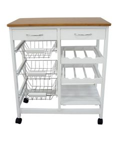 organization basics on #zulily    for my little coffee corner of the kitchen