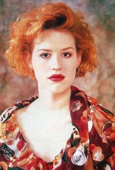 70 Best Kibbe: Soft Natural Examples images | Actresses ... |Molly Ringwald Breakfast Club Hair