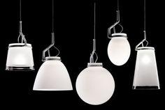 """GlassGlass"" Designed by: Paolo Rizzatto for Luceplan"