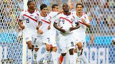 Copa Mundial de la FIFA Brasil 2014: Uruguay-Costa Rica - Fotos » - FIFA.com