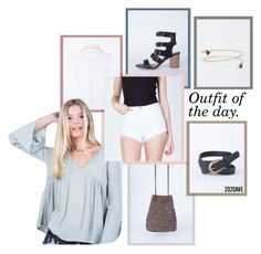 """""""OOTD   9"""" by shop2020ave ❤ liked on Polyvore featuring Final Touch, Vibrant, Spring, ootd, pastel and accessorize"""