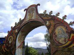 Ex Convento de la Natividad.Tepoztlan Pueblo Magico