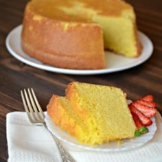Perfect Pound Cake by Bless This Mess