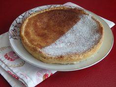Tarte de *Lamego (Portugal) Blog, Pancakes, Portugal, Pie, Breakfast, Pies, Albanian Cuisine, Hispanic Kitchen, Powdered Sugar