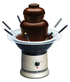 Rival CFF5-CHP Chocolate Fountain ** Be sure to check out this awesome product.