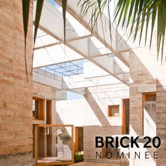 """Brick Award 2020 Nominee Category """"Feeling at Home""""; Family Apartment, Brick Architecture, Retail Shop, Architects, Awards, Spain, Building, Home, Dairy"""