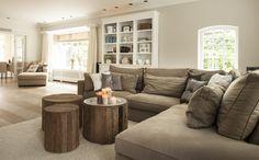 stoer en landelijk interieur - interieurstijl