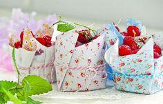 PANELATERAPIA - Blog de Culinária, Gastronomia e Receitas: Embalagens de Papel para Servir