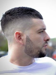 The Fade Bible: Street-Ready Fade Haircut Styles High Fade Mens High Fade Haircut, Fade Haircut Styles, Hair And Beard Styles, Men Haircut Short, Short Hair Cuts, Short Hair Styles, Haircut For Big Forehead, Gents Hair Style, Crop Haircut