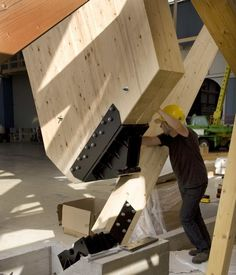 Mathis completes first laminated timber project in Qatar