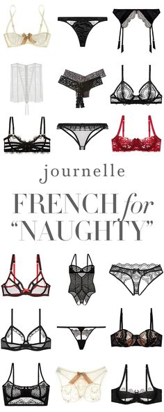 Sometimes a little naughty is just what you need.
