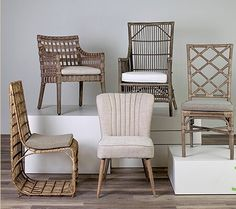 Organic Dining Chair Options #organic #earthy #diningchairs #uniquefurnishings #copycatchic #interiordesigner #newyeargoals #stylist #siliconvalley #sanfrancisco #bayarea #sanmateo #showroom #options #home #accentchairs #decorate #inspiration #decor #lookforless @jeffaninternational @sofaoutlet_customcomfort - Architecture and Home Decor - Bedroom - Bathroom - Kitchen And Living Room Interior Design Decorating Ideas - #architecture #design #interiordesign #diy #homedesign #architect…